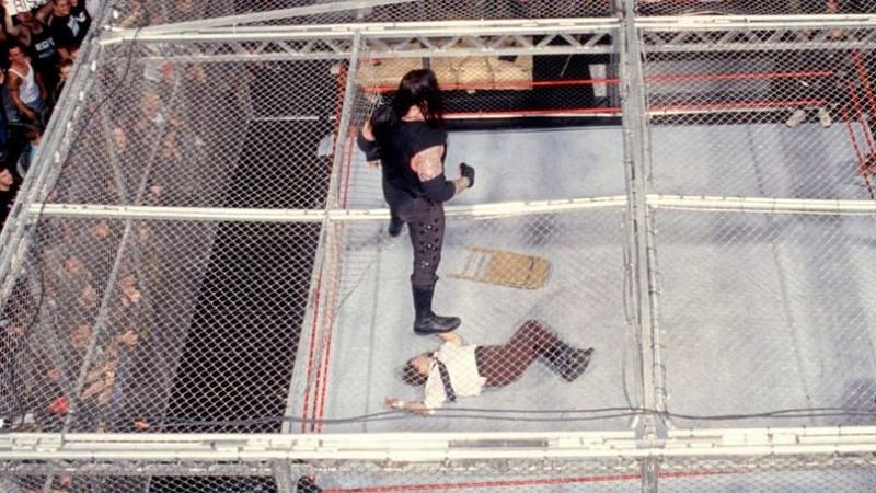 Some matches in 1998 were so crazy, so amazing, so shocking they