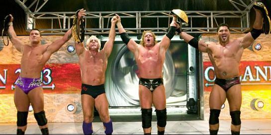 Armageddon 2006 ended with the evolution standing tall.