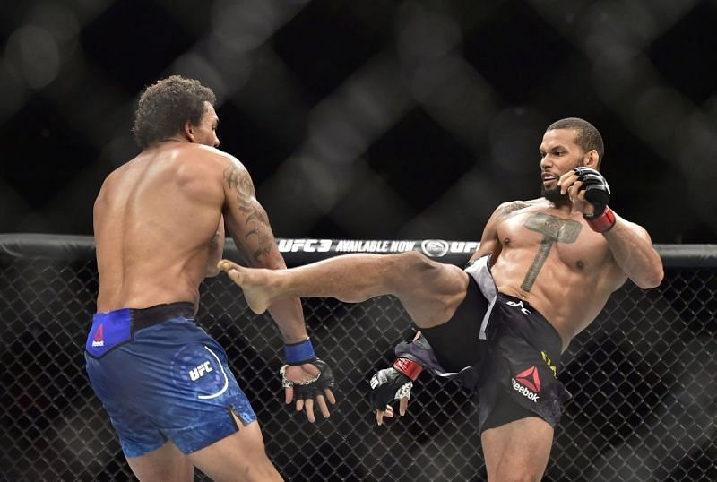 Thiago Santos becomes an instant contender in the thin 205lbs division with this win