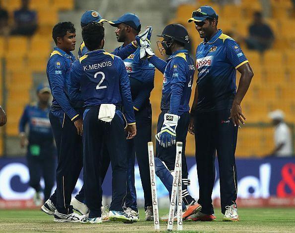 Sri Lankan squad announced for Asia Cup 2018