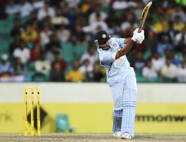 Australia v India - Commonwealth Bank Series
