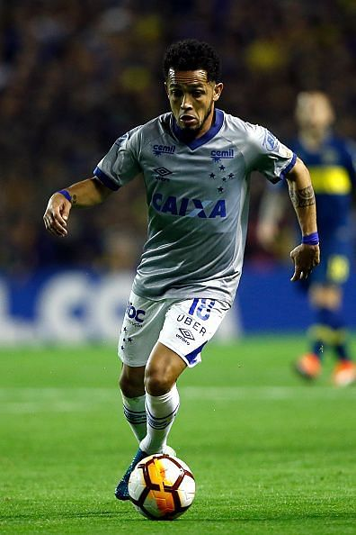 Boca Juniors v Cruzeiro - Copa CONMEBOL Libertadores 2018