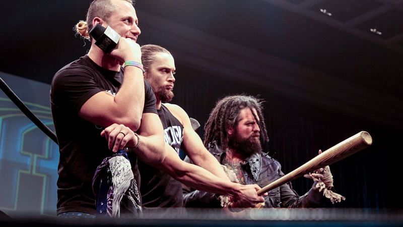 Matt Taven has performed excellently within the group