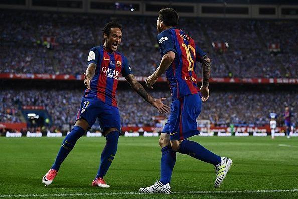 Deportivo Alaves vs Barcelone - Finale de la Copa Del Rey