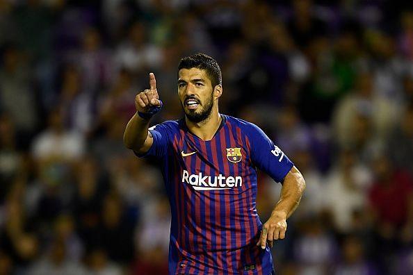 Suarez remains Messi