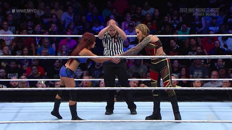 Page 4 - Mae Young Classic 2: Results, 12th September 2018 ...
