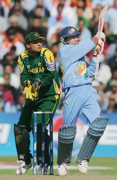 ICC Champions Trophy: Pakistan v India