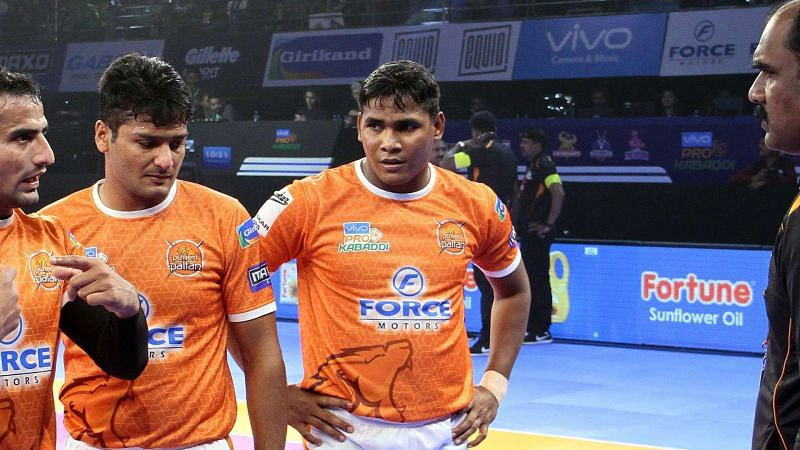 Ziaur Rahman (R) will be a massive addition to the defensive setup