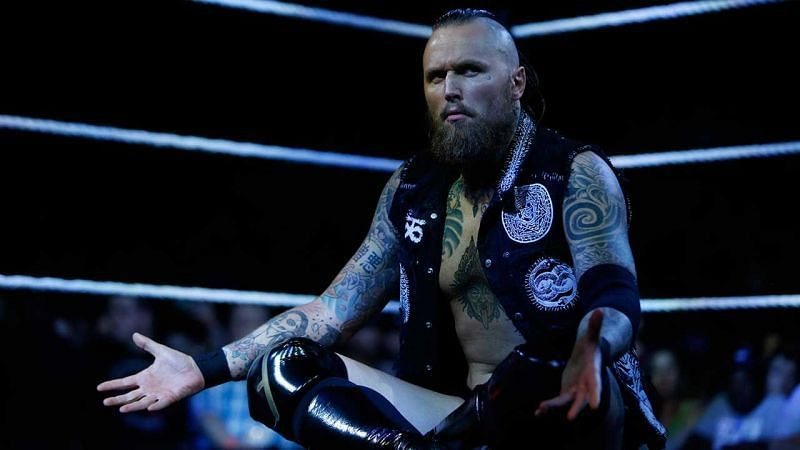 Aleister Black should be promoted to Main Roster soon