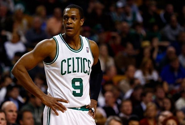 Rajon Rondo is one of the best passers in the history of NBA