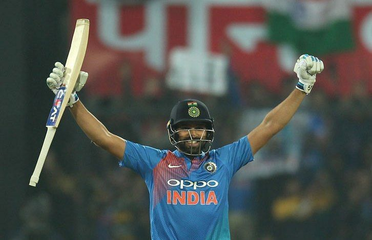भारत के एक पारी में सबसे बड़े स्कोर का रिकॉर्ड 260/5 है