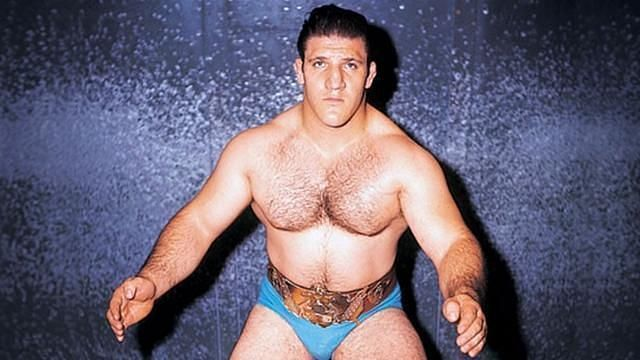 Vince Sr. helped build the WWF/WWE on the stardom of Bruno Sammartino.