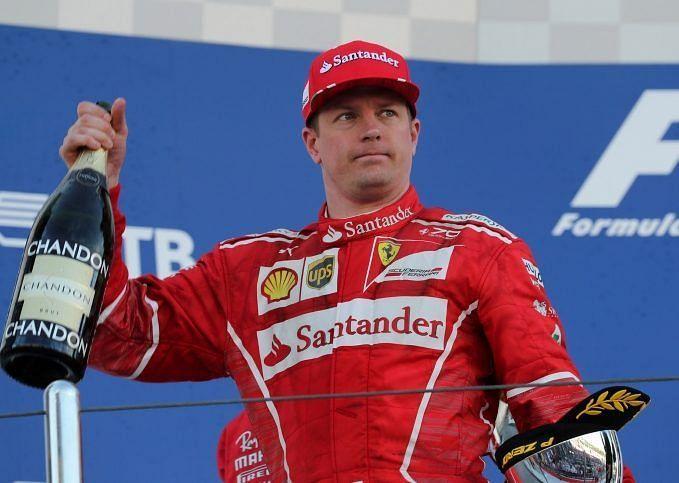 Raikkonen won a Grand Prix at 39 years of age