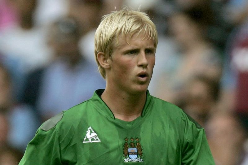 Schmeichel is a Man City academy product