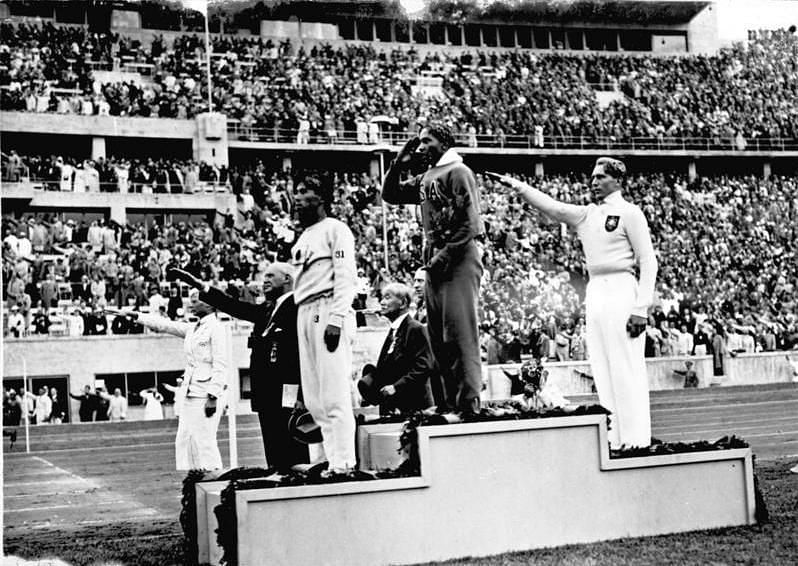 4 Gold won by Jesse Owens: Destroying Anti Semitism