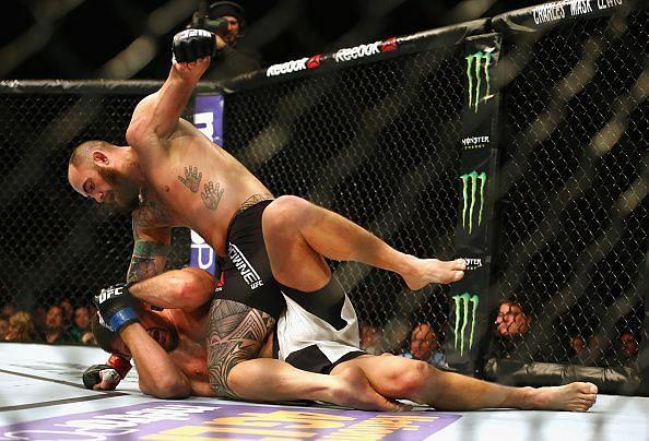 UFC Fight Night: Browne v Mitrione