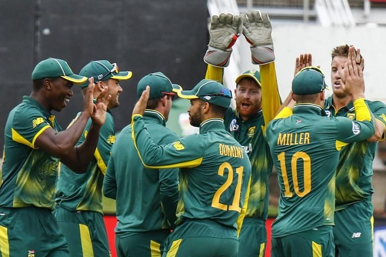 South Africa will now look to extend their dominance in the three-match T20I series