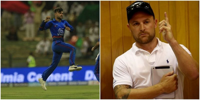 Rashid Khan and Brendon McCullum are among the major attractions in the match