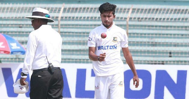 Afif Hossain takes seven scalps in the NCL opener