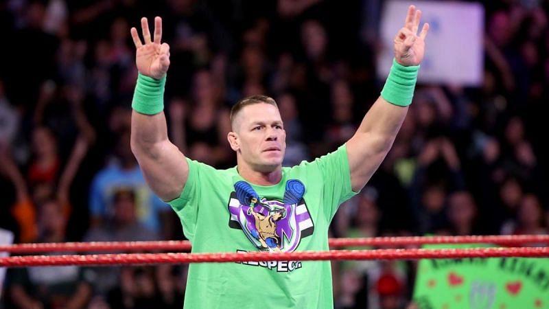 John Cena has already won it all.