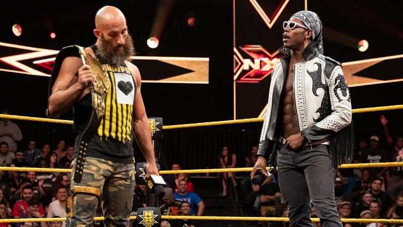 Has The Velveteen Dream become a full-fledged babyface at long last?