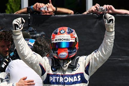 Image result for robert kubica win in canada