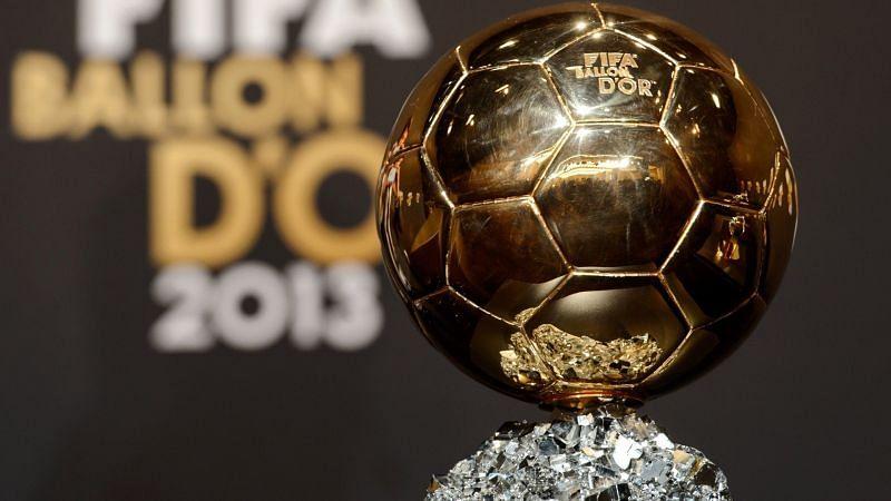France Football annually awards the Ballon d