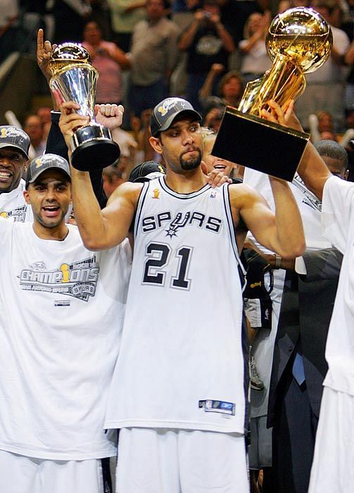 Tim Duncan: Spurs Legend