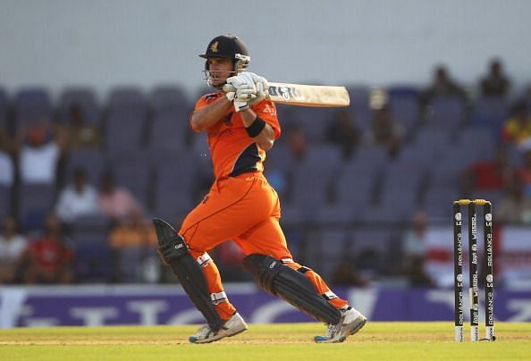 Doeschate averaged 67 for the Netherlands in ODIs