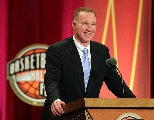Chris Mullin is the franchise leader in games played for Warriors