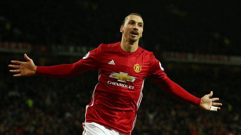 Zlatan is among the individual