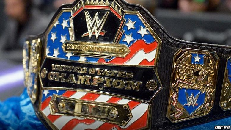 The US title is one of the most prestigious championships in the WWE
