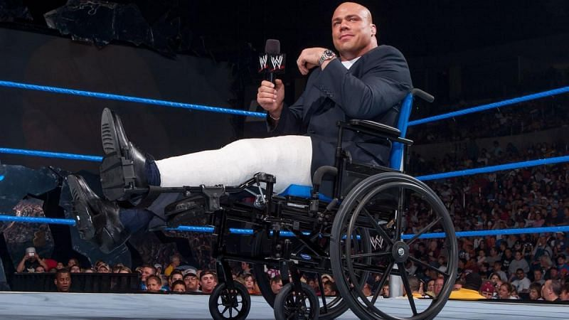 Many botches in the ring have led to terrible injuries