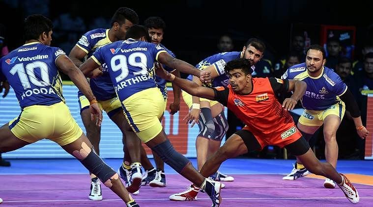 Pawan has been the best young player so far in the league and will want to continue with his great performance.