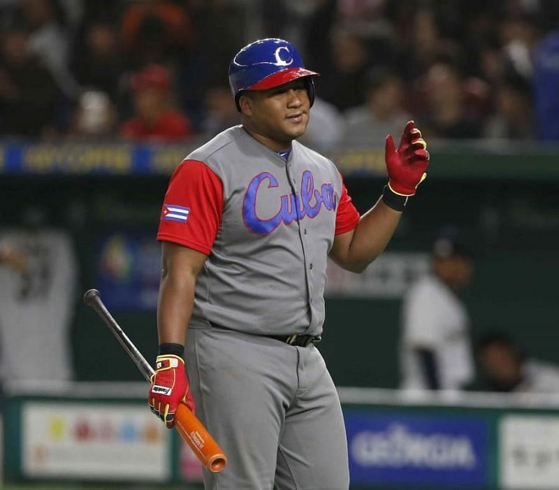 Alfredo Despaigne declined to join the National Series due to fatigue after his participation in the Japanese league. (AP / Toru Takahashi)