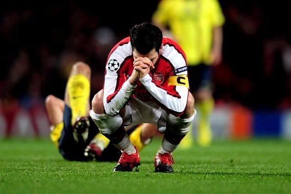 Fabregas played till the second half when he was substituted