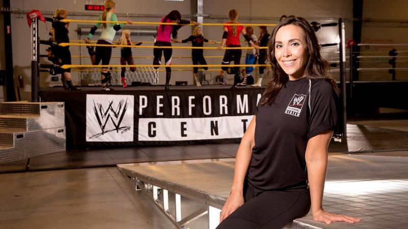 Meet Sara Amato, the first female trainer in the history of the WWE Performance Center