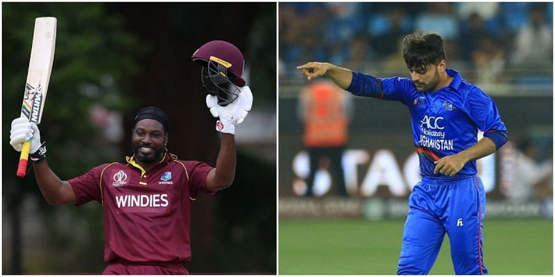 Chris Gayle and Rashid Khan will be in action