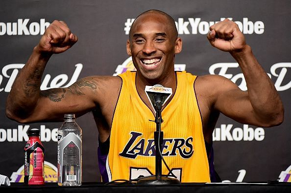 Kobe Bryant has been part of some awesome ads
