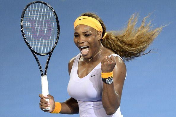 Serena Williams - 2014 WTA Finals Champion