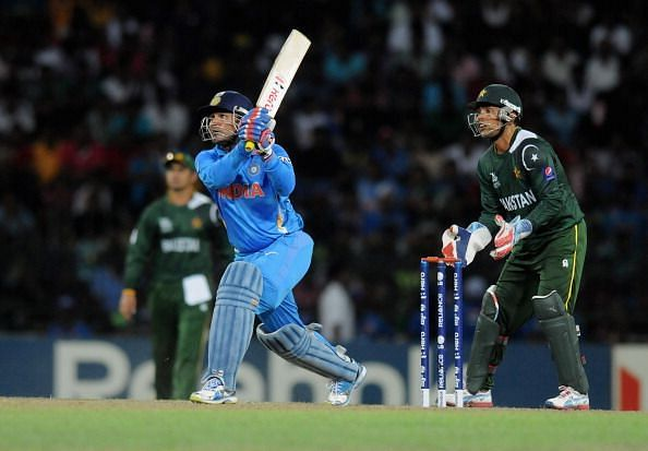 Sehwag played his game in an uncomplicated manner