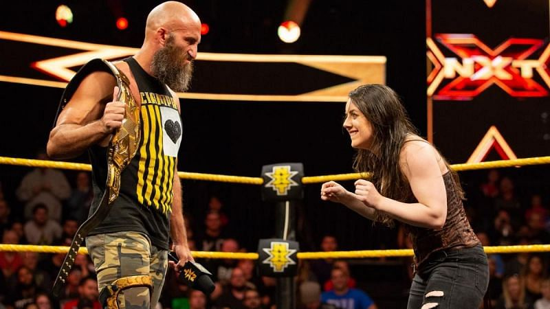 Nikki Cross knows a secret and she isn