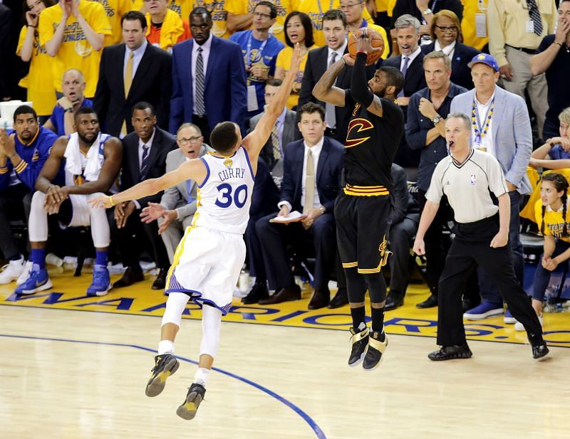 Kyrie Irving sealed the deal