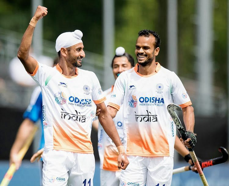 India beat Japan to enter the final