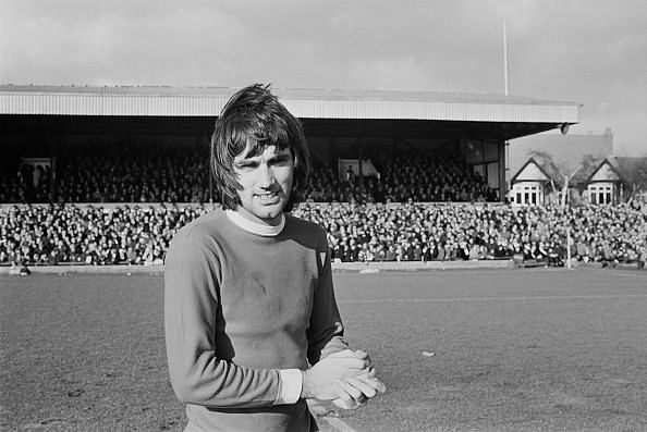 George Best is considered as one of the greatest dribblers of all time