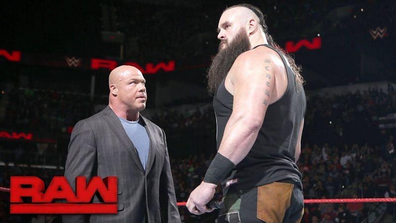 Bruan Strowman, WWE,