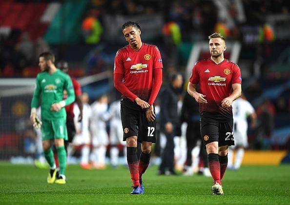 Manchester United lost to Juventus but have shown signs of improvement