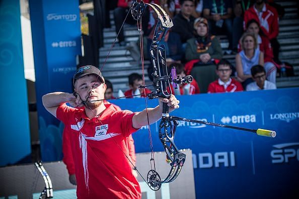 Samsun 2018 Hyundai Archery World Cup