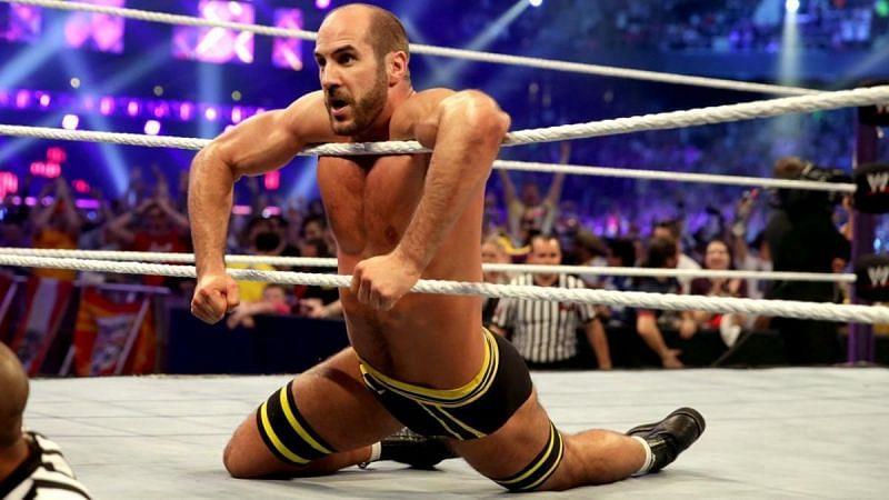WrestleMania 30 may remain Cesaro