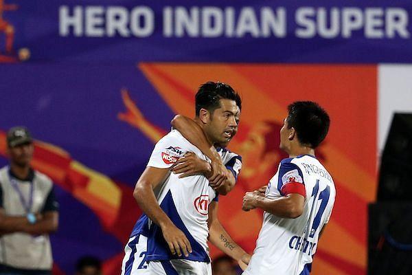 Miku added to Sunil Chhetri